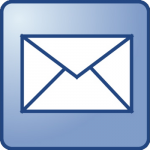 Email-Blue-Envelope-Button-Icon